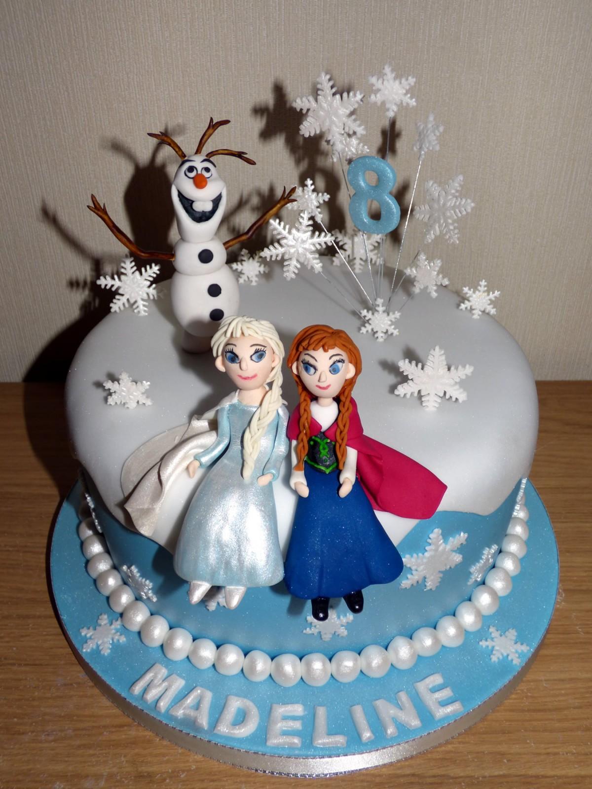 Disney Frozen Birthday Cake 171 Susie S Cakes