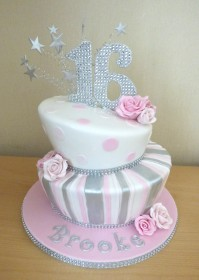 2 Tier Bling Sweet S